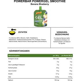 PowerBar PowerGel Smoothie Box 16x90g, Banana Blueberry